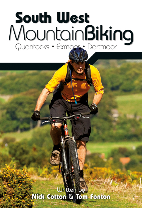 South West Mountain Biking cover