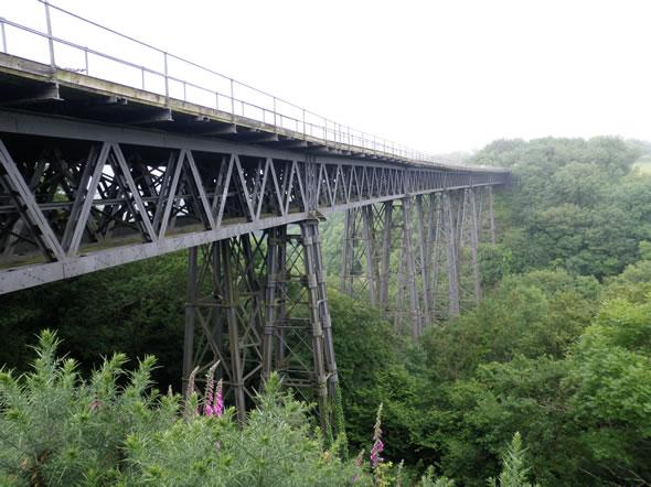Meldon Viaduct near Okehampton
