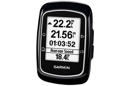 Review of Garmin Edge 200 GPS