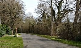 Cycle south from Horsham to Henfield