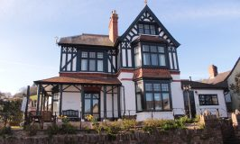 A Bed and Breakfast for Cycling in Somerset from Porlock